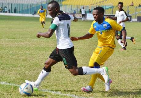 Report: Ghana 1-1 Rwanda