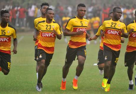 Ghana get Afcon 2019 opponents