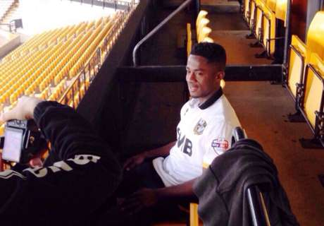 Ebo Andoh joins Port Vale