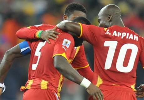 Why Appiah is disappointed in Grant