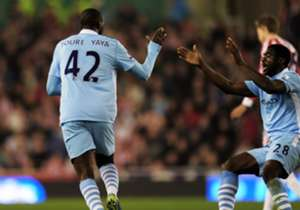 On Sunday, Manchester City welcome Tottenham Hotspur to the Etihad and this week we take a look at the top 10 players to have featured for either of the two Premier League sides. Honourable mentions include: Frederic Kanoute (Tottenham), Hossam Ghaly (...