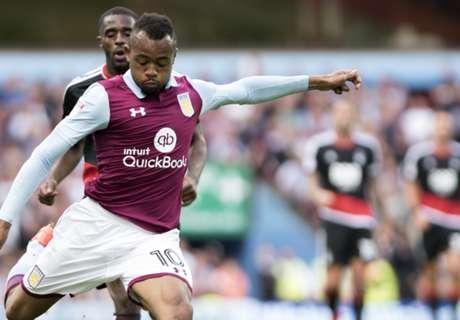 Jordan nabs assist in late Villa draw