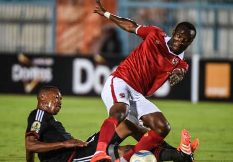 Antwi slapped with fine at Ahly