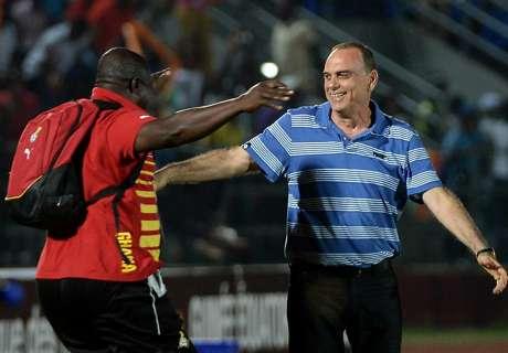 Ghana y la chomba de la suerte