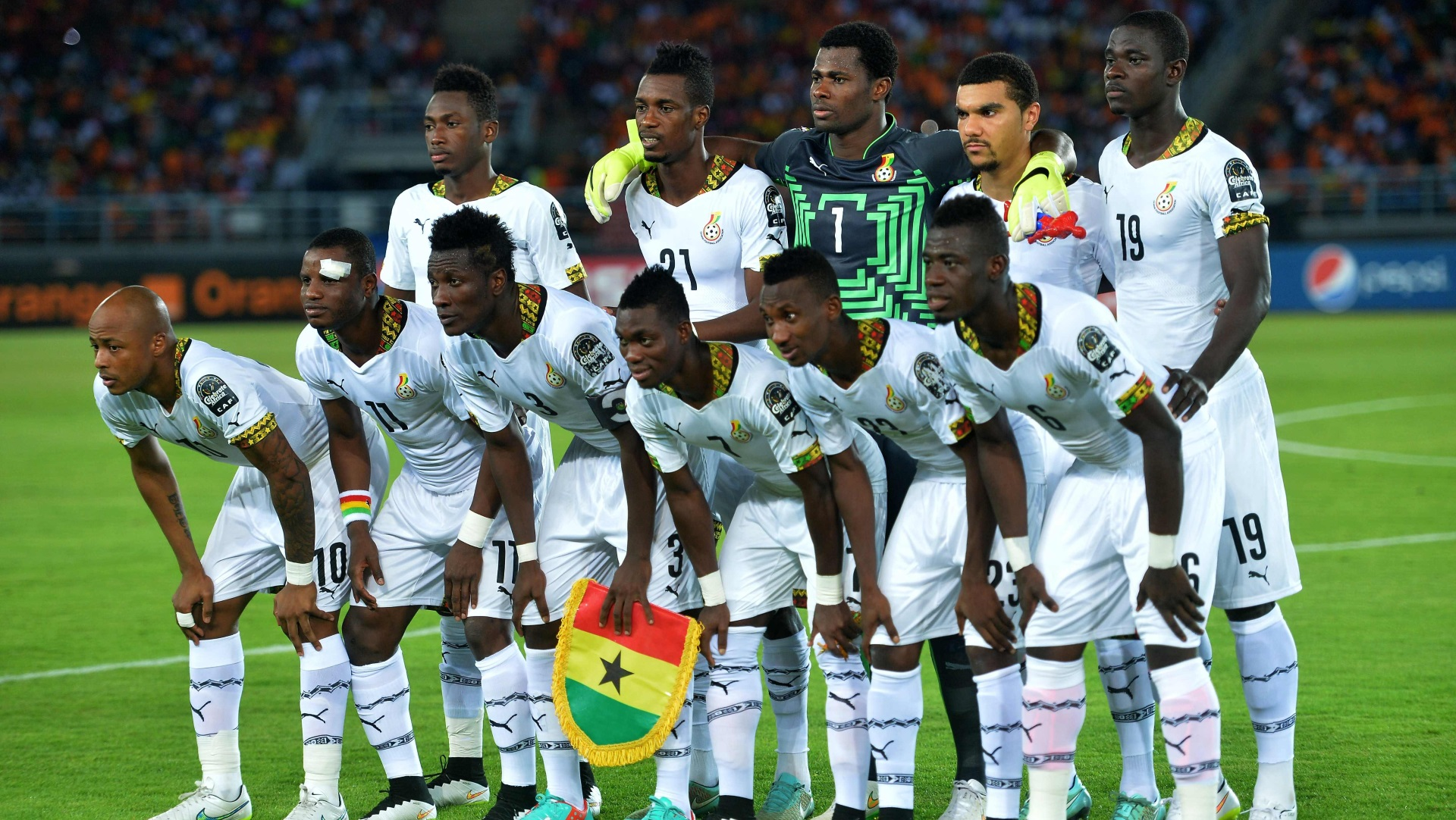 ghana national football team february 2015   goal