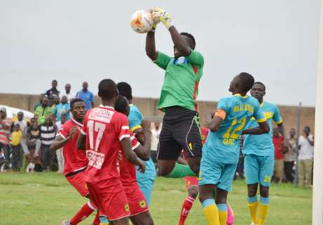 Ghana PL first round set for dramatic climax