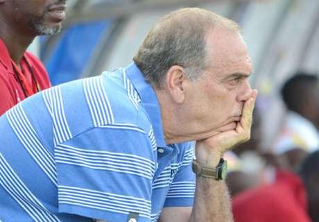 Afriyie: Ghana not sacking Grant