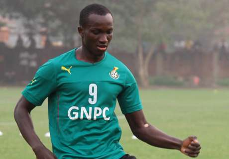 Dwamena talks about 'great start' to new season