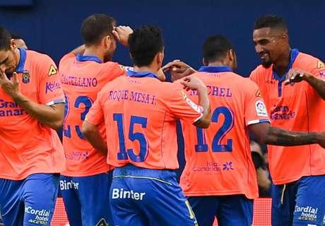 Prince scores in Las Palmas fightback