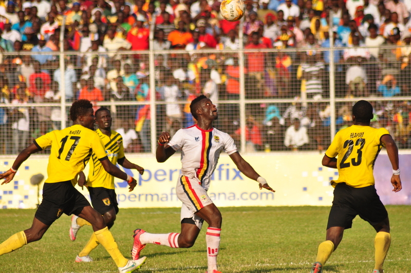 AshGold vs Hearts of Oak