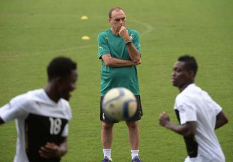 Decisions for Grant ahead of Ghana v. Mali