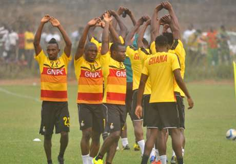 Pinnick 'rooting' for Ghana in 2017 Afcon