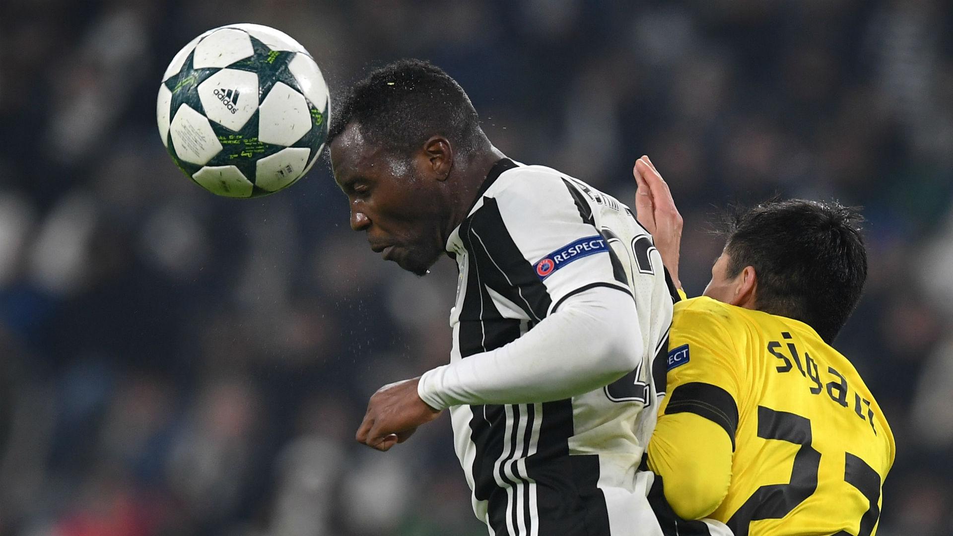 Kwadwo Asamoah - Juventus 0712016