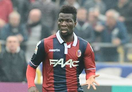 Donsah: Bologna will survive relegation