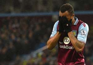 disappointed Ayew