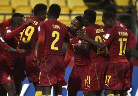England confirm U-20 friendly with Ghana