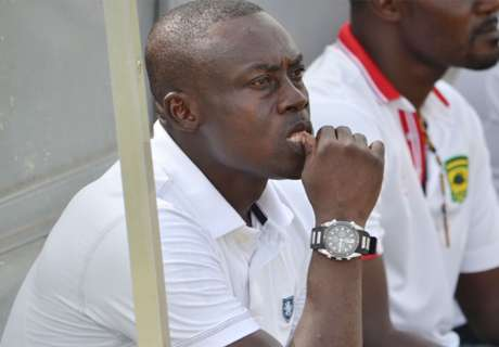 Kotoko coach disappointed in referees
