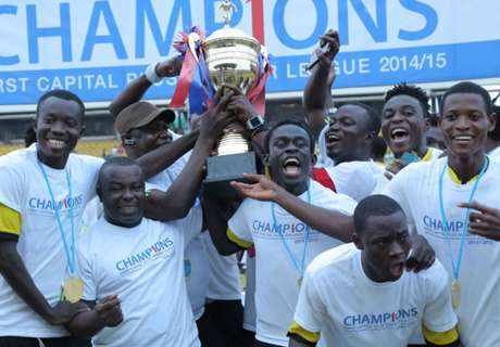 How far will Ashgold go in Africa?