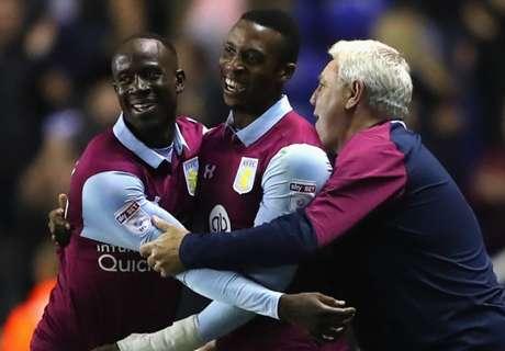 Adomah shines in Villa win