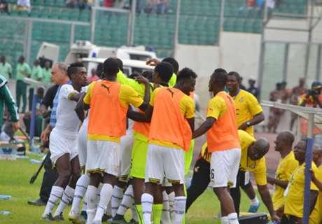 Report: Ghana 2:0 Comoros