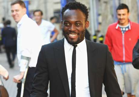 Gyan names Michael Essien's heir