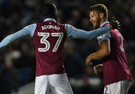 Adomah grabs assist in Villa draw