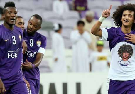 Al Ain considering offers for Gyan