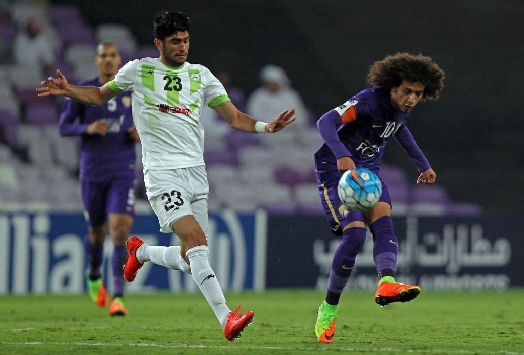 Al Ain vs Zob Ahan