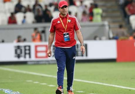 Four-man shortlist for UAE job