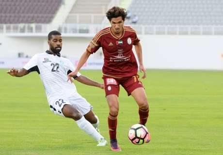 We're ready for Al Wasl - Al Wahda defender