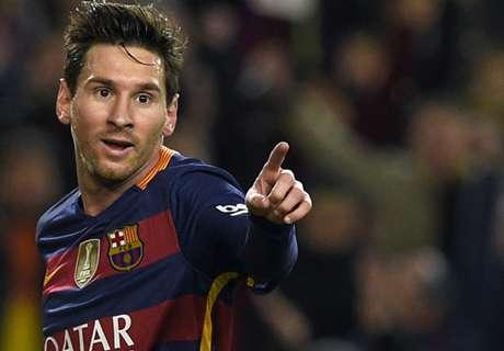 Messi zeigt sein Rekord-Auto