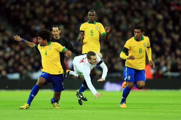 Brazil to meet England at Wembley