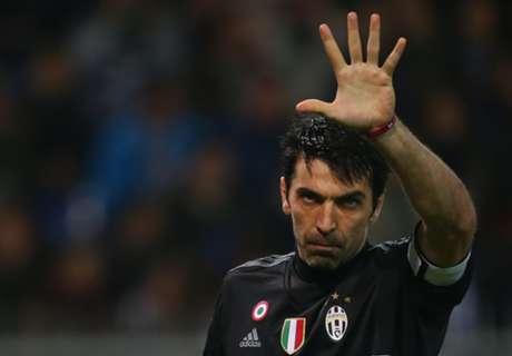 Buffon le puso fecha a su retiro