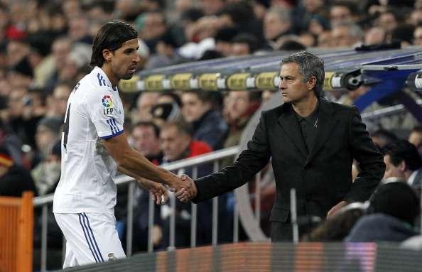 Khedira podría reecontrarse con mourinho en el Chelsea