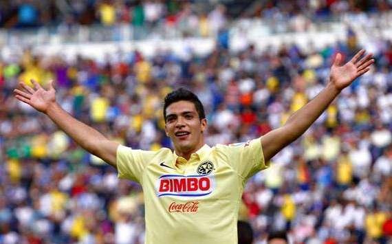 Raúl Jimenez, jugador rojiblanco