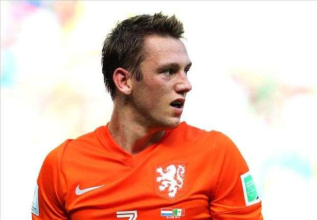 Ini dia pemain baru Lazio, Stefan de Vrij.