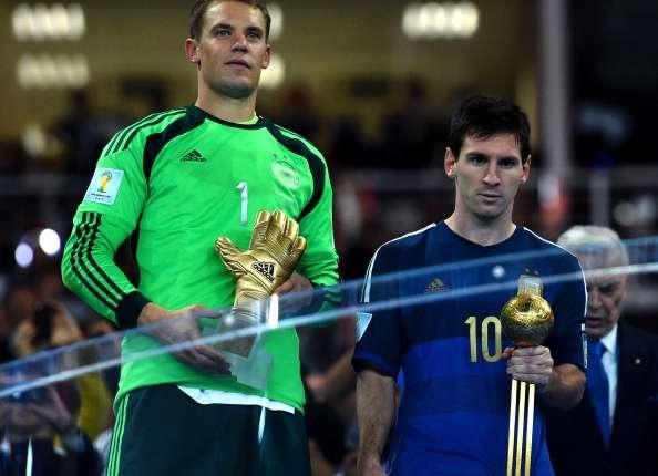 Stan Collymore: Bola Emas Untuk Lionel Messi? Memalukan
