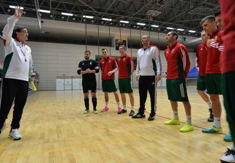 Futsal: Szerdán Szlovéniát fogadjuk Zalaegerszegen