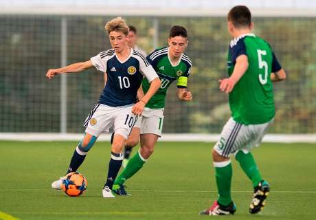 Meet Chelsea target Billy Gilmour
