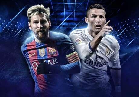 AO VIVO: Barcelona 0 x 0 Real Madrid