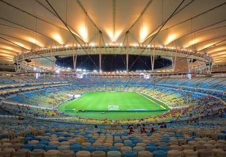 Brazil won't play at Maracana