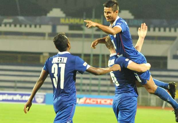 Image result for eugeneson lyngdoh bengaluru fc