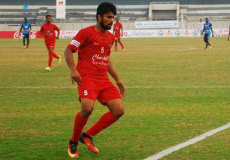 LIVE: Churchill Bros. vs Minerva Punjab