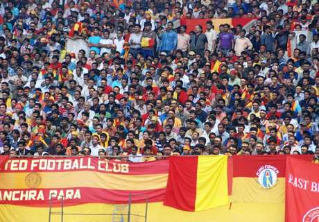 East Bengal win, Mohun Bagan lose