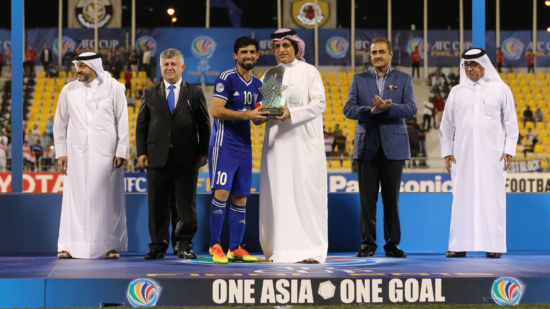 Al-Quwa Al-Jawiya Bengaluru FC AFC Cup Final 2016