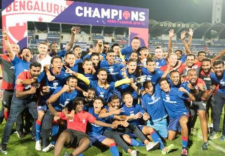 Bengaluru FC turns three