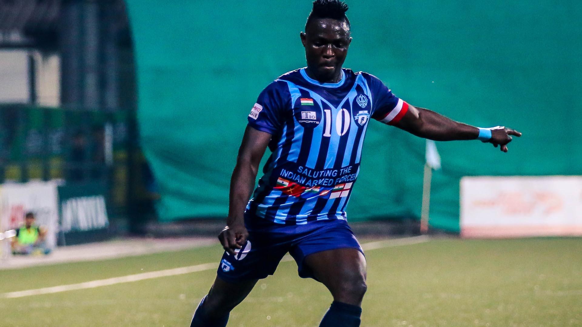 Kareem Nurain Mumbai FC Minerva Punjab FC I-League 2017