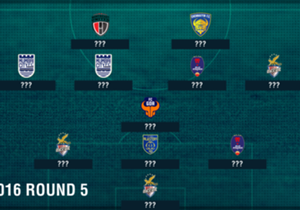 Atletico de Kolkata continued their unbeaten run as NorthEast United stayed atop the Indian Super League (ISL) 2016 table in round five<br><br>The <b>teams</b> from the following matches are considered:<br><br>1. DEL 1-1 <b>NEU</b> (15 Oct)<br>2. PUN 1...