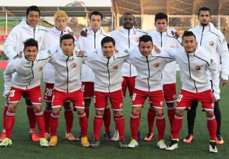 Aizawl Beware! Shillong Lajong are able 'Party poopers'