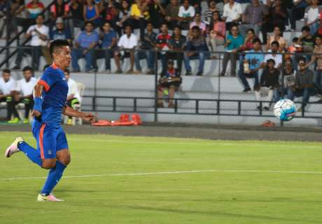REPORT: Myanmar 0-1 India